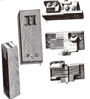Type components