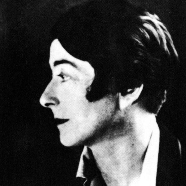 portrait of Eileen Gray