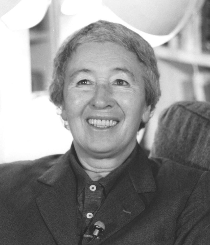 portrait of Gae Aulenti