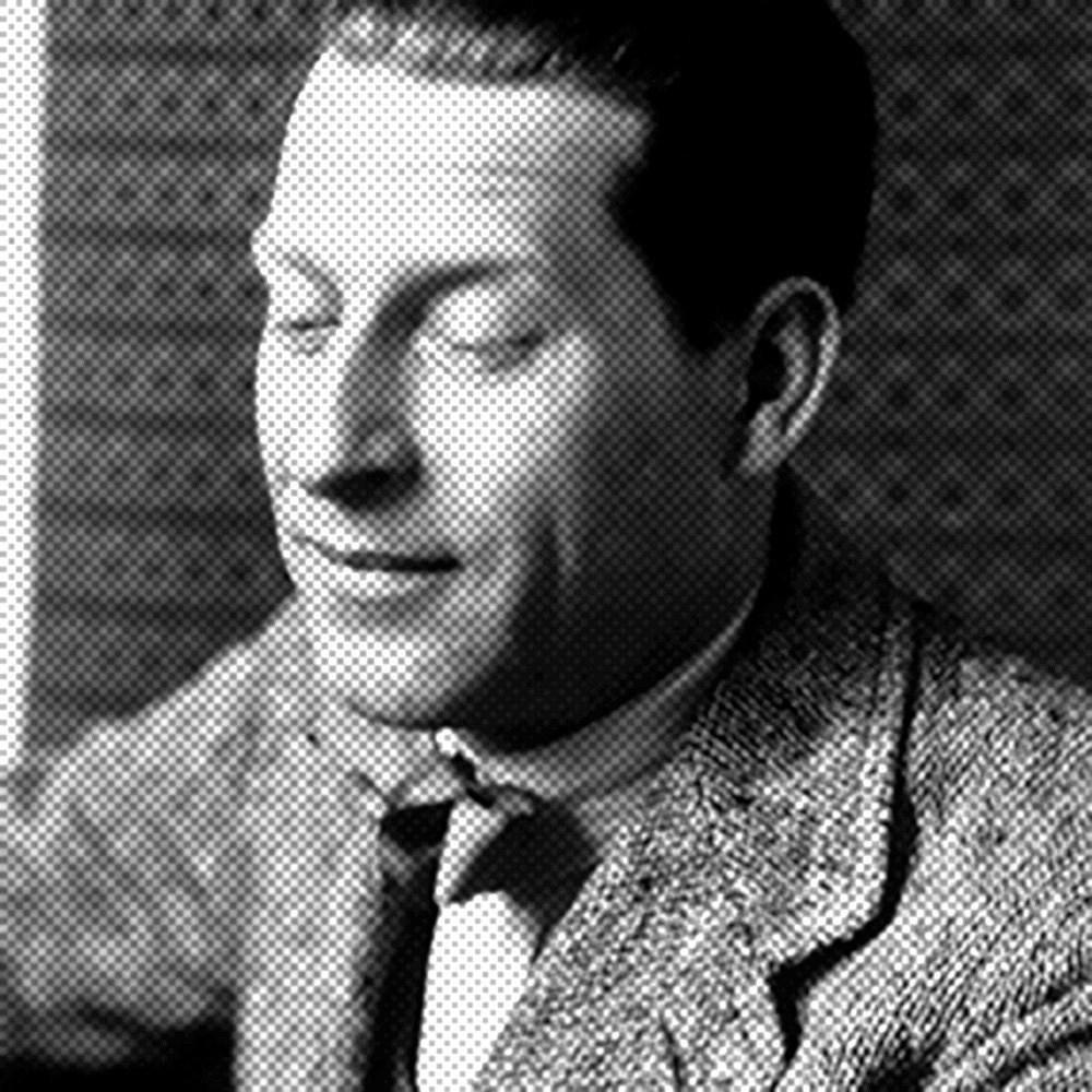 portrait of Hans Przyrembel