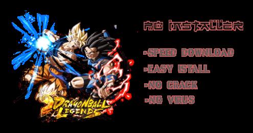 Dragon Ball Legends PC Installer Download