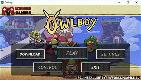 Owlboy menu pc download