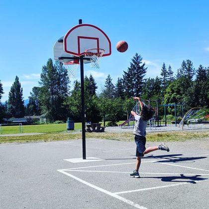 Hoops at Robb Road