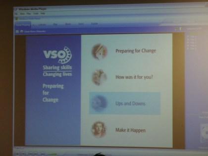 VSO training modules