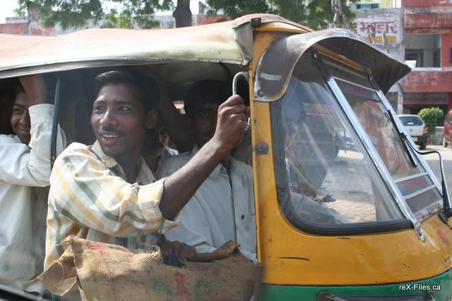 Tuk Tuk in India