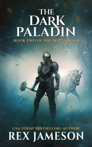 The Dark Paladrin - eBook small
