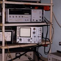 Лабораторія спектроскопії феритових плівок , 1997 р.
