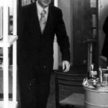 В. Запорожець в лабораторному практикуму, 80-ті роки ХХ ст.