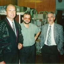 О. Бондарчук, С. Гойса, І. Коваль, 90-ті роки