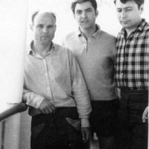 На Всесоюзній конференціїї по магнетизму (круїз на пароплаві по р. Єнісей), 1970 р.