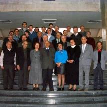Склад кафедри, 2001 р.