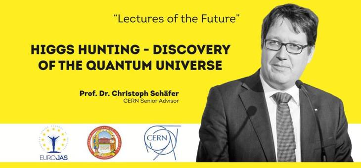 Lecture of the Future: Christoph Schäfer