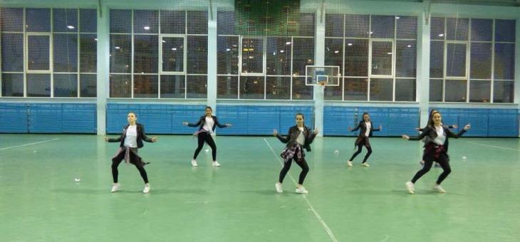 Золото в змаганнях з танцювальної аеробіки!