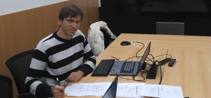Віталій Мар'яновський — мережевий експерт HCIE!