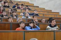 Лекція Олександра Висторопського