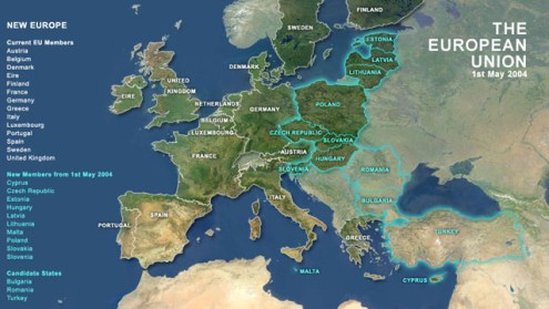 european union countries map      Another Maps  Get Maps on HD    Full     European Union Countries With Map Of Northern Europe And Capitals Map Of  Northern Europe And Countries Capitals To Brexit contagion EU countries  that are