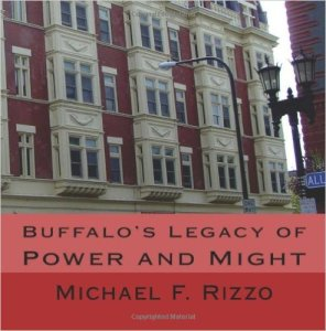Cover of Buffalo's Legacy of Power and Might