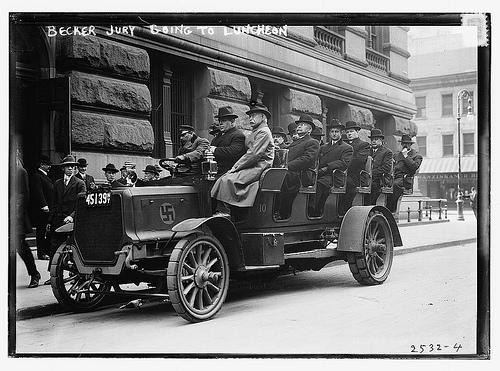 Krit Motor Car Company Detroit Becker Jury free corps freikorps Ehrhard Brigade