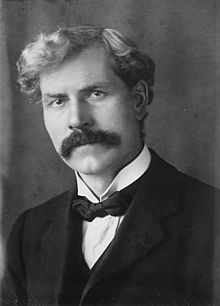 Ramsay MacDonald, the first Labour Prime Minister