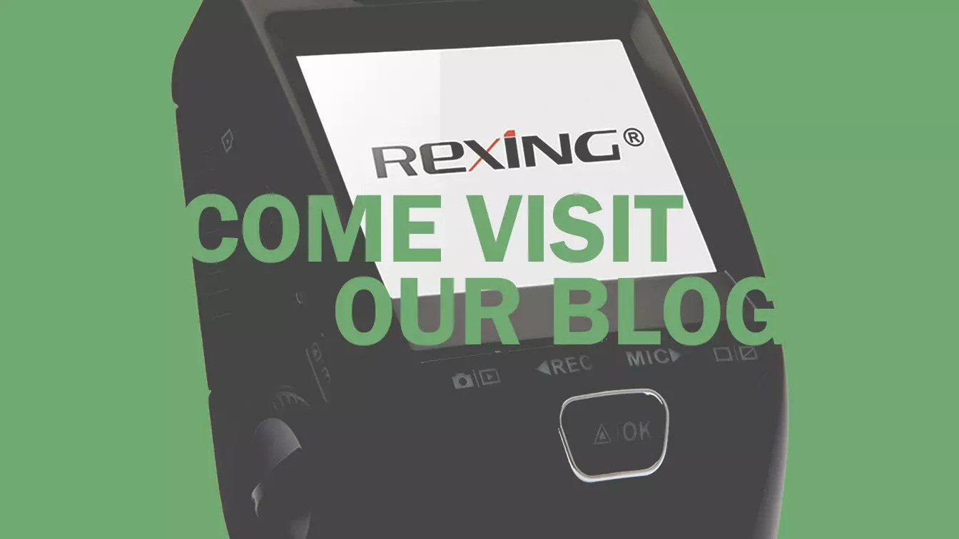 Dash Cam News , Walkthroughs and more from Rexing USA