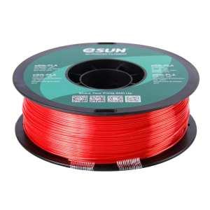 eSilk PLA Red 7