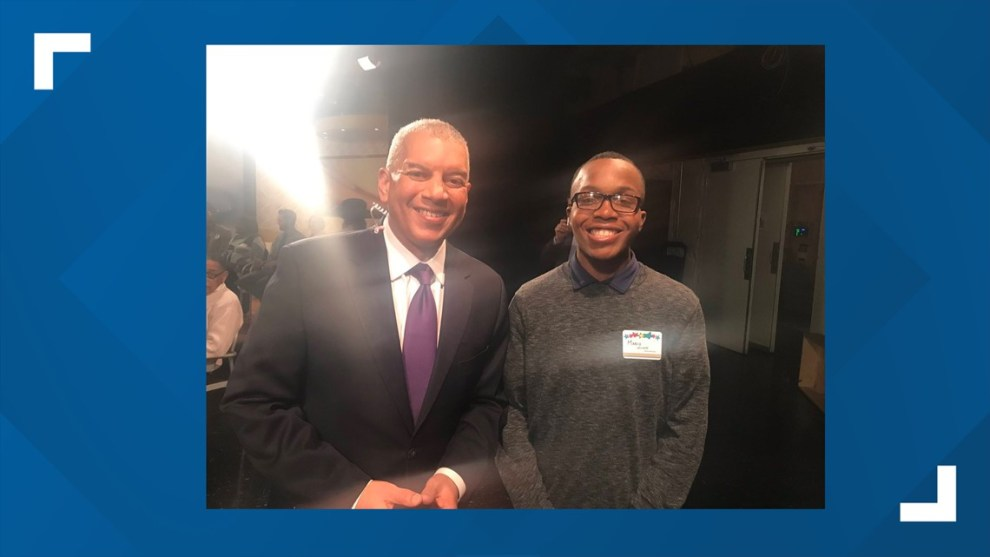 WKYC Studios & College Now Greater Cleveland present Mentor Monday, an all-day mentoring recruiting campaign for local college bound students
