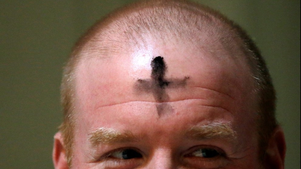 Ash Wednesday: Catholic Diocese of Cleveland marks start of Lent with COVID-19 precautions