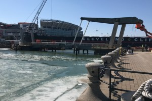 New pedestrian bridge coming to North Coast Harbor