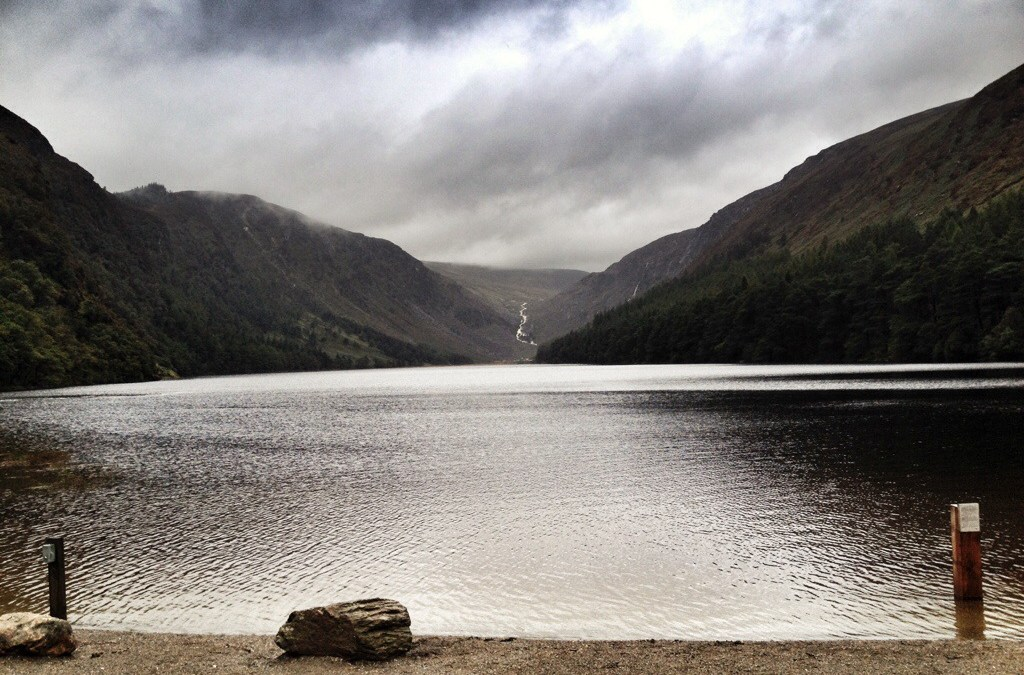 Funky Friday Photo: Lake Glendalough of Ireland