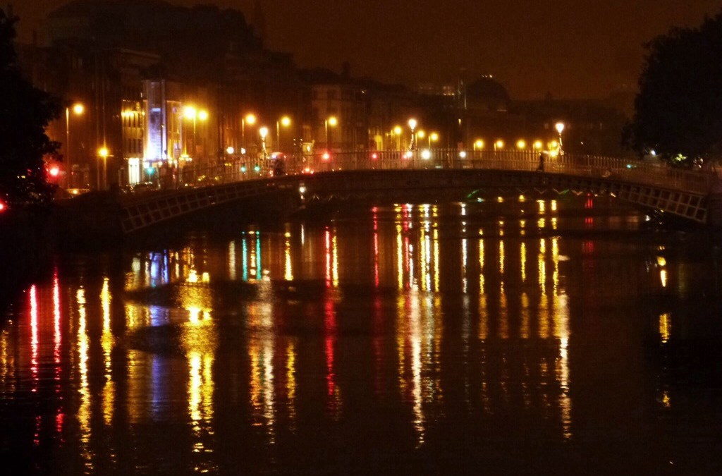 25 Best Photos from the Dublin Night Tour
