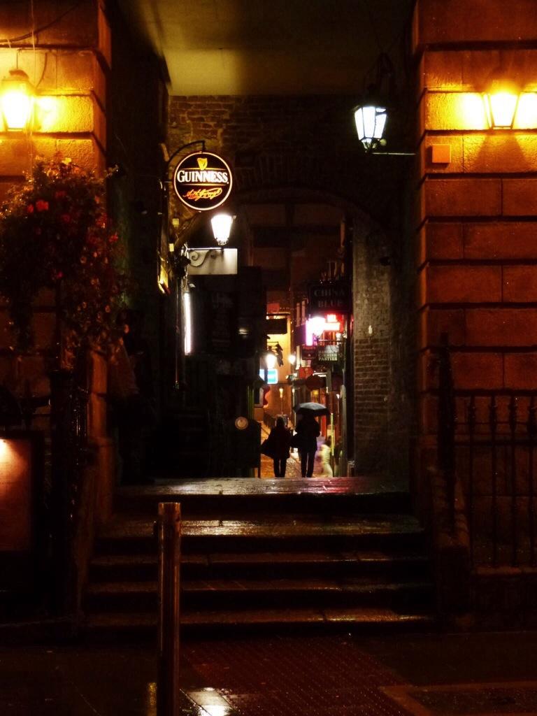 Dublin Night Tour