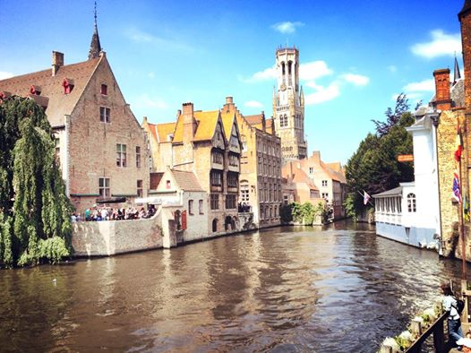 Low Countries, Six Weeks of Summer, Bruges