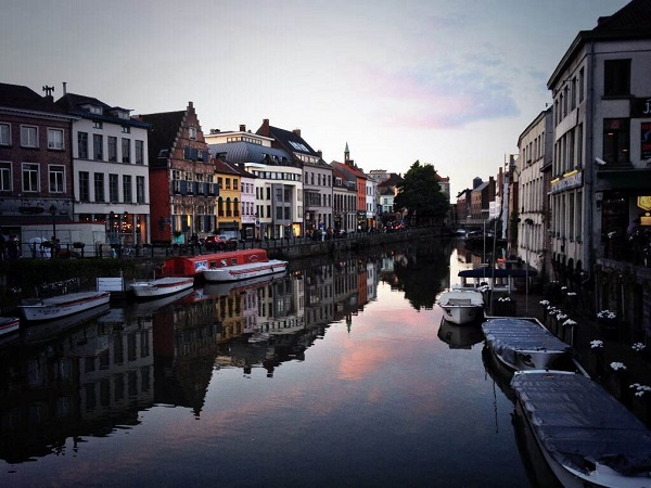 Ghent, Rexy, World Romantic Hotspot