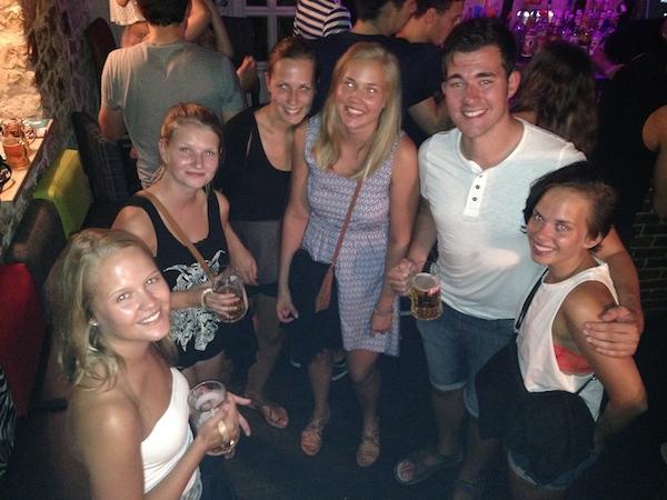 Party in Split