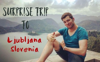 Ljubljana, Slovenia with Surprise Trips!