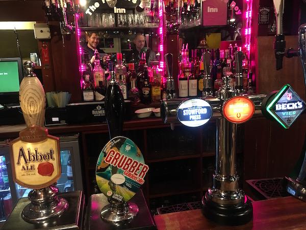 Farmers Boy Inn Bar