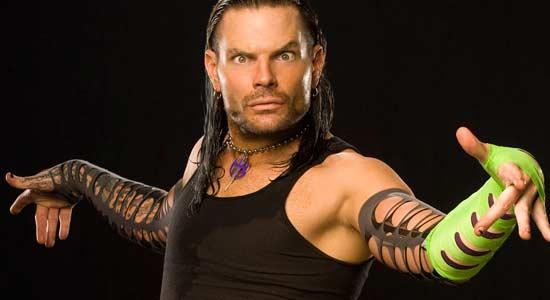FICHE DE RENSEIGNEMENT JEFF HARDY Catch WWE