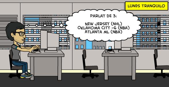 Parlay 9-2-2015