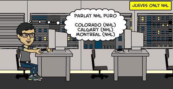 19-3-2015 | NHL en el día de San Jose