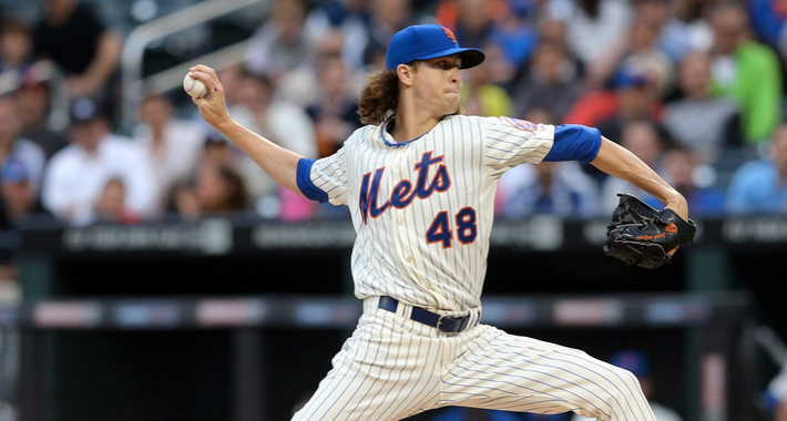 jacob degrom mlb