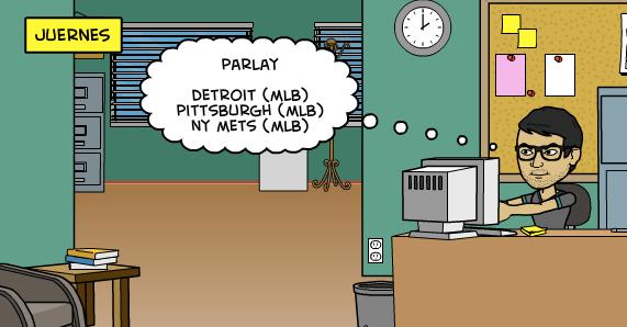 25-6-2015 | Parlay gratis MLB