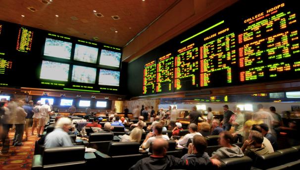 Estudio muestra que EE.UU. podría dominar el mundo de las apuestas deportivas