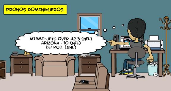 29-11-2015  Parlay dominguero