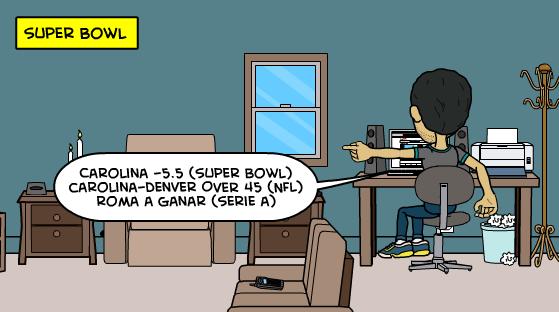 7-2-2016 | Parlay de Super Bowl