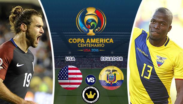 16-6-2016 | Cuartos de Final – Copa America Centenario