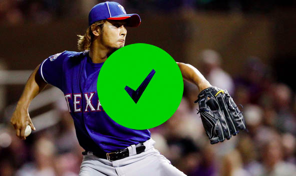 4to. bate acertado ¡Darvish!