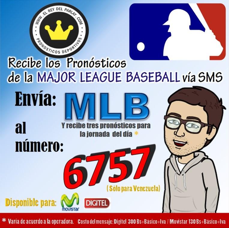 logros parley beisbol grandes ligas mlb