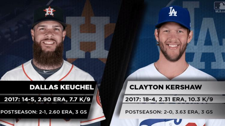Pronósticos MLB |24-10-2017 | Serie Mundial | Juego 1