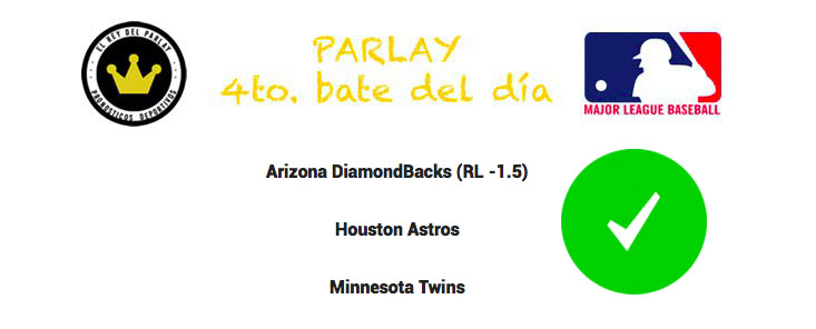 parley gratis mlb picks