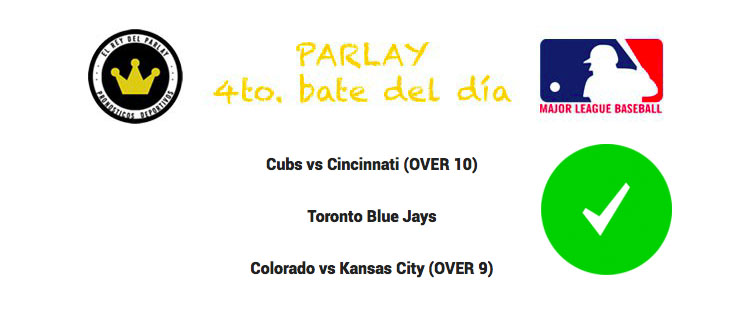 logros mlb picks